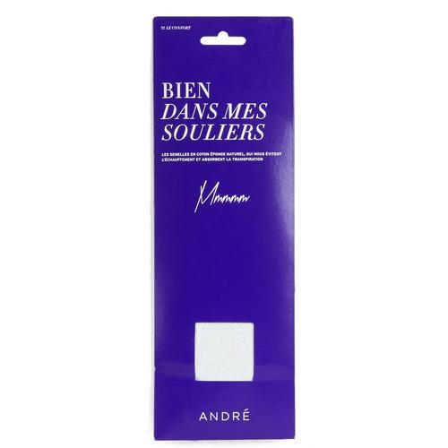 André SEMELLE EPONGE Beige - Envío gratis | ! - Accesorios Complementos de zapatos Nin