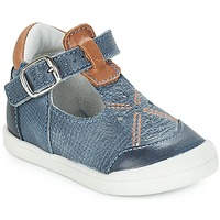 Zapatos Niños Bailarinas-manoletinas André POCHOIR Azul