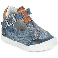 Zapatos Niña Bailarinas-manoletinas André POCHOIR Azul