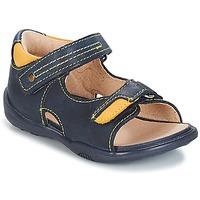 Zapatos Niño Sandalias André VOYAGE Marino