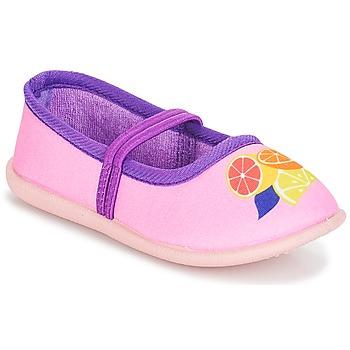 Zapatos Niña Bailarinas-manoletinas André CITRONNADE Rosa