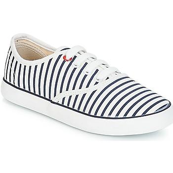 Zapatos Niña Zapatillas bajas André MARINETTE Blanco