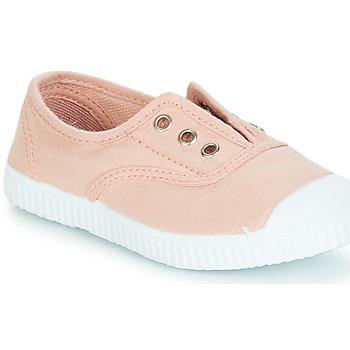 Zapatos Niña Slip on André LES VACANCES Rosa