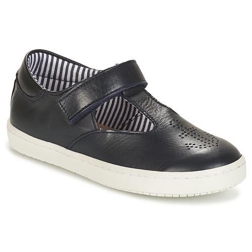 Zapatos Niña Bailarinas-manoletinas André ANCRAGE Negro