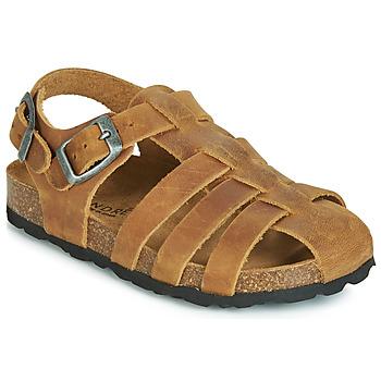 Zapatos Niño Sandalias André TOTEM Camel
