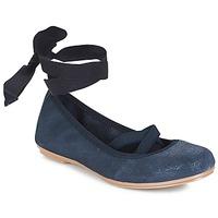 Zapatos Niña Bailarinas-manoletinas André ELEANOR Marino