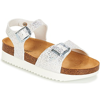 Zapatos Niña Sandalias André LAURE Plateado