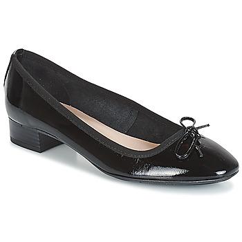 Zapatos Mujer Bailarinas-manoletinas André PAROSA Negro