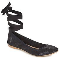 Zapatos Mujer Bailarinas-manoletinas André ACTEE Marino