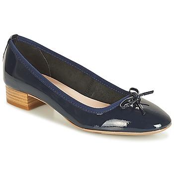 Zapatos Mujer Bailarinas-manoletinas André PAROSA Marino