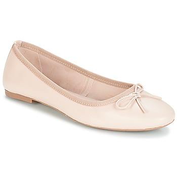 Zapatos Mujer Bailarinas-manoletinas André PIETRA Beige
