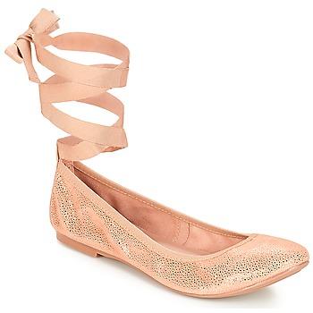 Zapatos Mujer Bailarinas-manoletinas André ACTEE Rosa