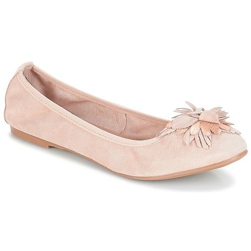André DAHLIA Nude - Envío gratis | ! - Zapatos Bailarinas Mujer