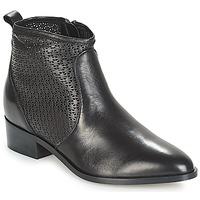 Zapatos Mujer Botas de caña baja André AMELIA Negro