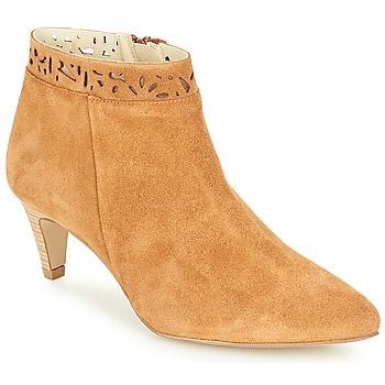 Zapatos Mujer Botines André SABLON Camel
