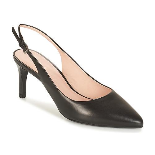 André PETALIA Negro - Envío gratis   ! - Zapatos Zapatos de tacón Mujer