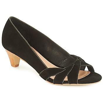 Zapatos Mujer Zapatos de tacón André MUSIK Negro