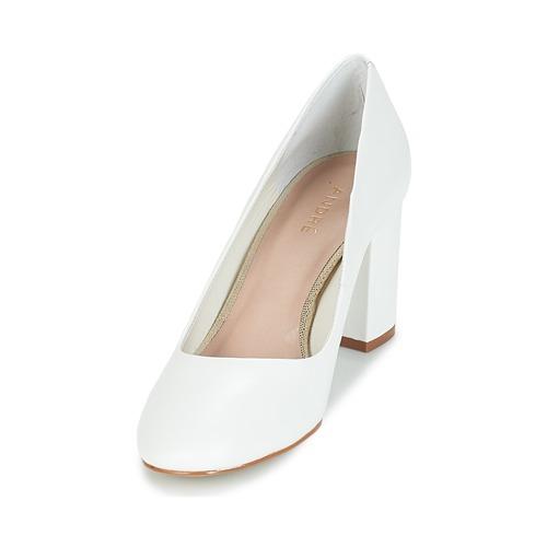 Pensive De Tacón Blanco André Zapatos Mujer D9HIeWYE2