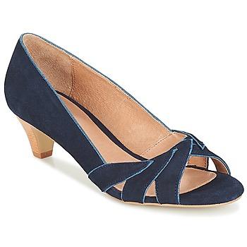 Zapatos Mujer Zapatos de tacón André MUSIK Marino