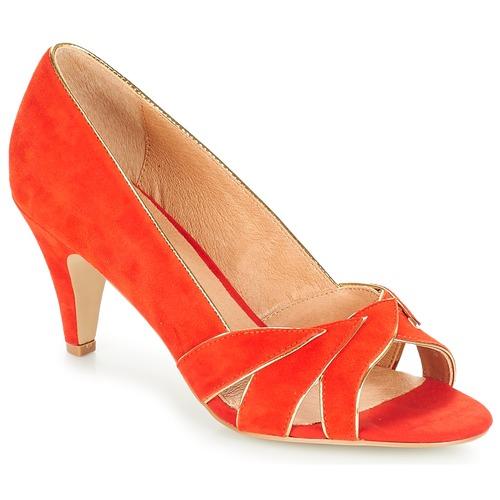 André BANJO Rojo - Envío gratis   ! - Zapatos Zapatos de tacón Mujer