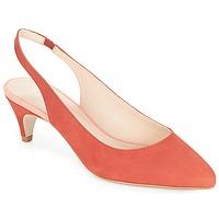 Zapatos Mujer Zapatos de tacón André TAPANE Rojo