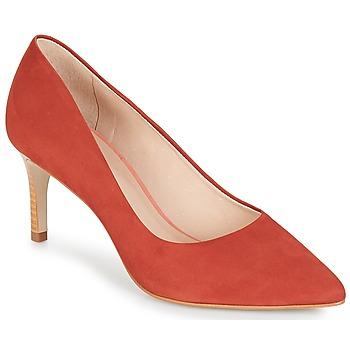 Zapatos Mujer Zapatos de tacón André SCARLET Naranja