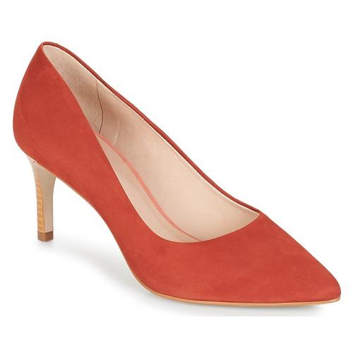André SCARLET Naranja - Envío gratis | ! - Zapatos Zapatos de tacón Mujer
