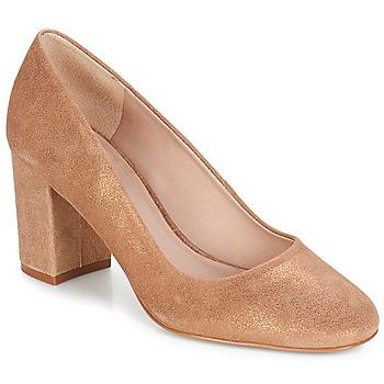 Zapatos Mujer Zapatos de tacón André PENSIVE Bronce