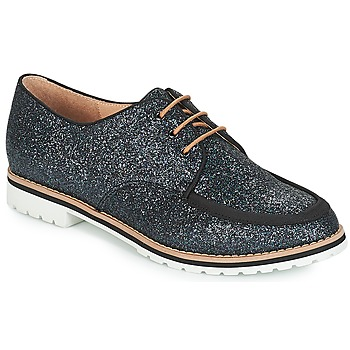 Zapatos Mujer Derbie André JAZZER Marino