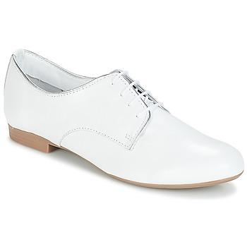 Zapatos Mujer Derbie André COMPERE Blanco