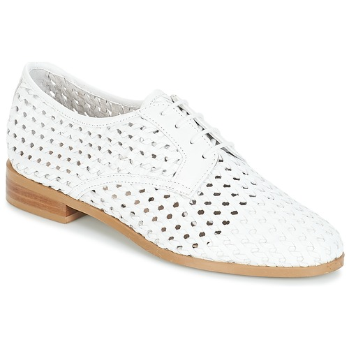 Zapatos Mujer Derbie André TRANSAT Blanco