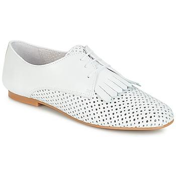 Zapatos Mujer Derbie André DELICAT Blanco