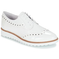 Zapatos Mujer Derbie André AMBROISE Blanco