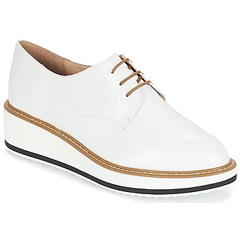 Zapatos Mujer Derbie André CHICAGO Blanco
