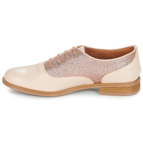 Charly Nude André Zapatos Derbie Mujer 54j3ARL