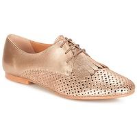 Zapatos Mujer Derbie André DELICAT Dorado