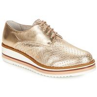 Zapatos Mujer Derbie André FLORIANE Dorado