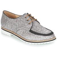 Zapatos Mujer Derbie André JAZZER Plateado