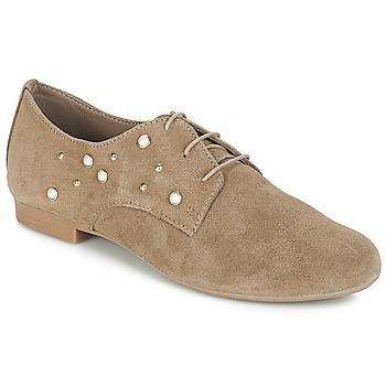 Zapatos Mujer Derbie André GELATA Kaki