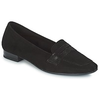 Zapatos Mujer Mocasín André NAMOURS Negro