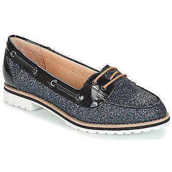 Zapatos Mujer Mocasín André JAY Negro