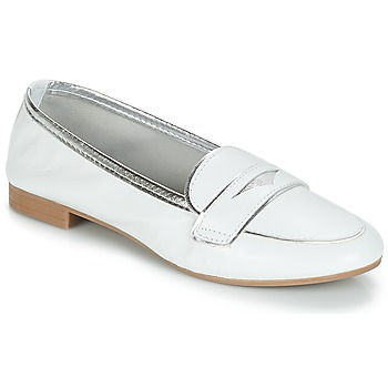 Zapatos Mujer Mocasín André CLOCHETTE Blanco