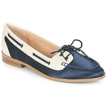 Zapatos Mujer Mocasín André NONETTE Marino