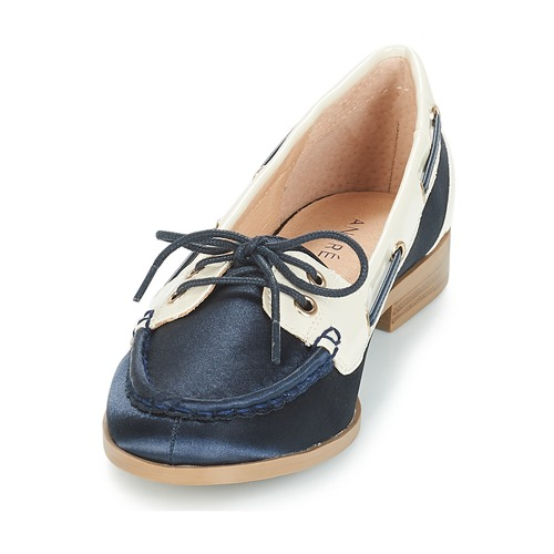 Mocasín Mujer Marino André Nonette Zapatos QdCtrsh