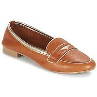 Zapatos Mujer Mocasín André CLOCHETTE Camel