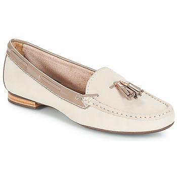 Zapatos Mujer Mocasín André DANY Beige