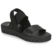 Zapatos Mujer Sandalias André EMY Negro
