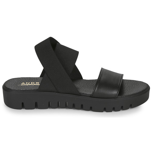 Sandalias André Emy Zapatos Mujer Negro CsdxtQhr