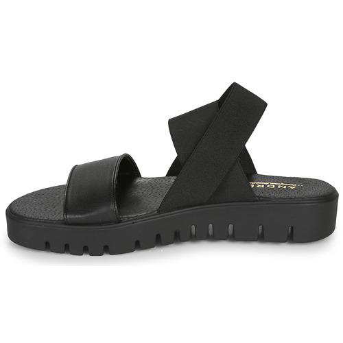Zapatos Emy André Mujer Sandalias Negro zVUMSp