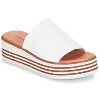 Zapatos Mujer Sandalias André LARRY Blanco